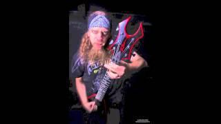 Ol Drake - Spaceship Janitor (Demo) - Ex-Evile Guitarist