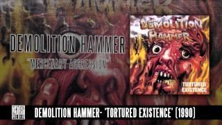 DEMOLITION HAMMER - Mercenary Aggression (ALBUM TRACK)
