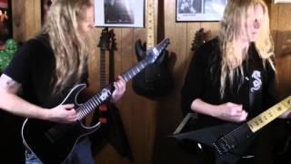 "Jeff Loomis and Joe Nurre playing the song ""Surrender"""