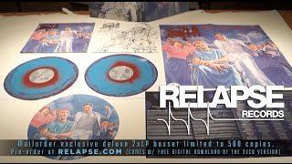 DEATH - 'Spiritual Healing' Deluxe Vinyl Boxset Unboxing