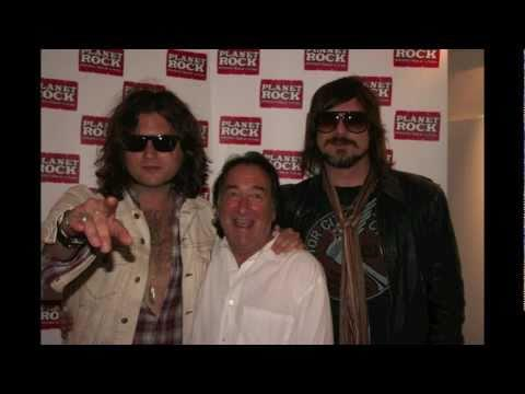 Rival Sons Talk To Nicky Horne On UK's Planet Rock Radio