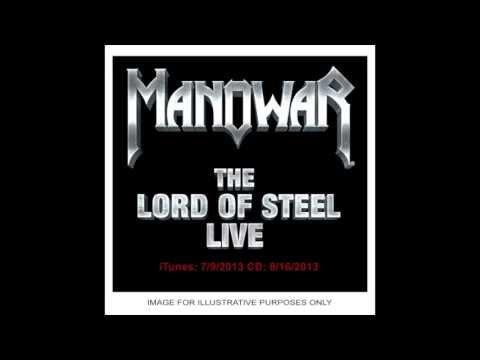 MANOWAR - Thunder In The Sky (Live) (sample From The Lord Of Steel Live)