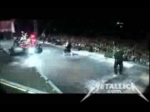 Metallica: Fuel (MetOnTour - Sao Paulo, Brazil - 2010)