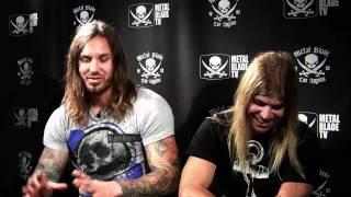 As I Lay Dying tour stories part 5 - Metal Blade showcase