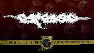 BLOODSTOCK 2014 - EQPTV Interview With Jeff Walker From Carcass (OFFICIAL INTERVIEW)