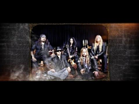 VOODOO CIRCLE - Heart Of Stone (2015) // Official Audio Video // AFM Records