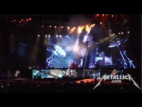 Metallica - The Struggle Within (Live - Prague, Czech Republic) - MetOnTour