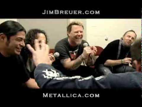 Jim Breuer Interviews Metallica: Episode 8