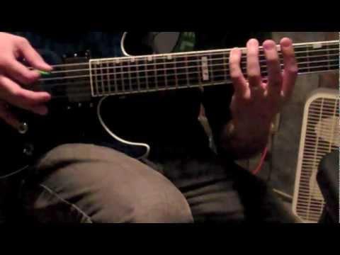 Theocracy - I AM [guitar Instructional Video Part II]