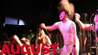 Andrew W.K. Likes To Party Hard