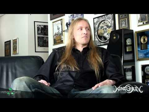 WINTERSUN - TIME I - Nuclear Blast Facebook Fan Interview Part 1 (OFFICIAL INTERVIEW)