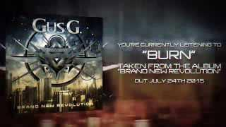 GUS G. - Burn (Lyric Video)