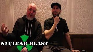 DESPISED ICON - The band talks about their 7th band member (OFFICIAL INTERVIEW)