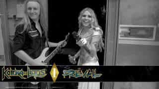 KOBRA AND THE LOTUS - Prevail I (Album Teaser #1) | Napalm Records