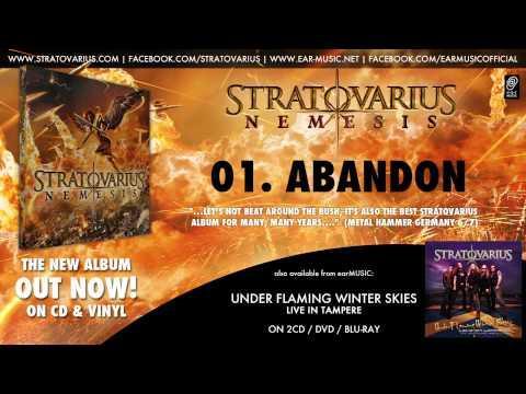 Stratovarius Nemesis Album Prelistening 01