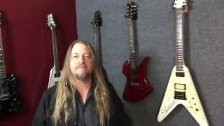 "SANCTUARY – Inside ""Inception"" #3: The Guitars"
