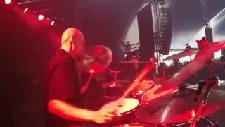 OMNIUM GATHERUM - Nail (live at Tuska 2016 - drum cam)