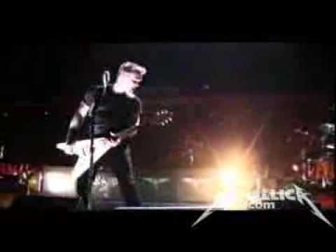 Metallica: Fight Fire With Fire (MetOnTour - Moscow, Russia - 2010)