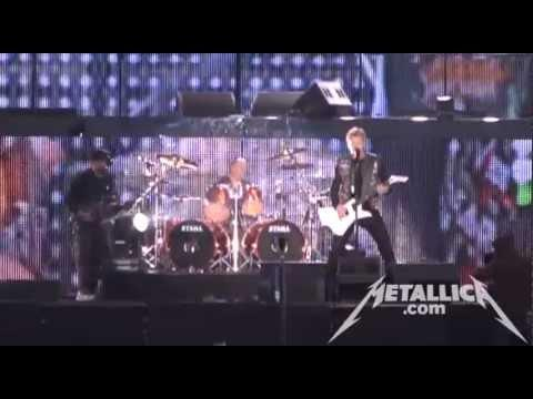 Metallica - The Shortest Straw (Live - Helsinki, Finland) - MetOnTour