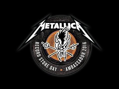 Record Store Day Ambassador 2016: Metallica
