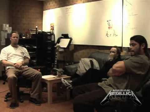 Mission Metallica: Fly On The Wall Clip (June 24, 2008)