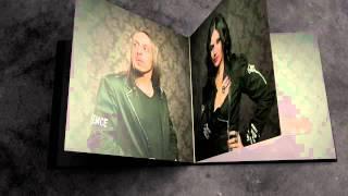 LACUNA COIL - Broken Crown Halo (ALBUM TRAILER)