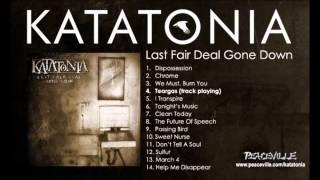Katatonia - Teargas (from Last Fair Deal Gone Down) 2001