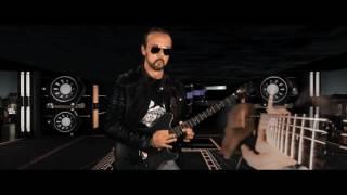 """Dario Mollo's Crossbones """"Rock The Cradle"""" (Official Music Video)"""
