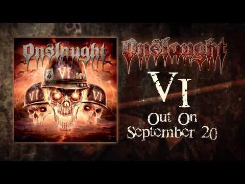 ONSLAUGHT - Chaos Is King (2013) // Official LYRIC Video // AFM Records