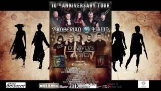AMBERIAN DAWN and DIABULUS IN MUSICA Tour Announcement | Napalm Records