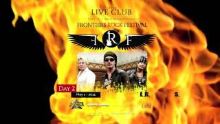 Frontiers Rock Festival Official Spot - May 1, 2&3 - 2014 Milan (Italy)