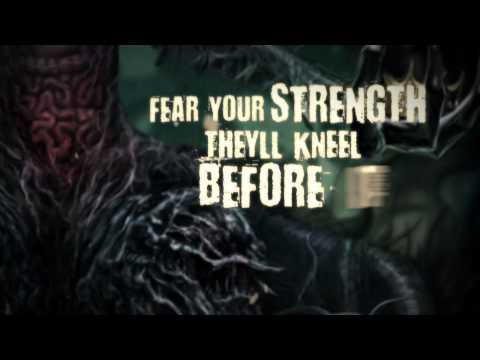 INGESTED - The Divine Right Of Kings (Lyric Video)