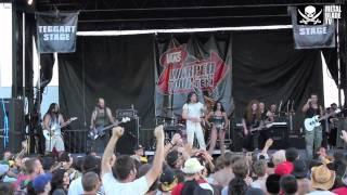 Whitechapel's Warped Tour 2010 Wrap Up