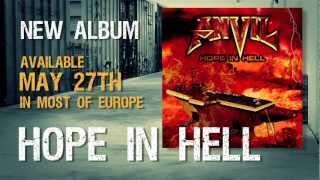 Anvil - Hope in Hell (European Teaser)