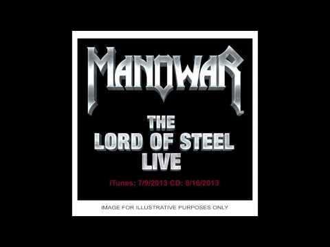 MANOWAR - Hail, Kill And Die (Live From Moscow/Russia) (sample From The Lord Of Steel Live)