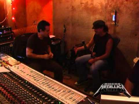 Mission Metallica: Fly On The Wall Clip (July 22, 2008)