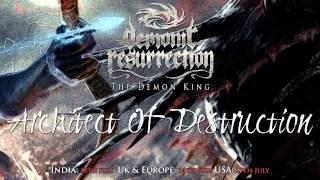 Demonic Resurrection - The Demon King [Album Preview]