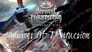 Demonic Resurrection - The Demon King [Album Preview]