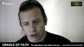 Cradle of Filth - Paul talks through 'The Manticore&Other Horrors' track by track (part 1)