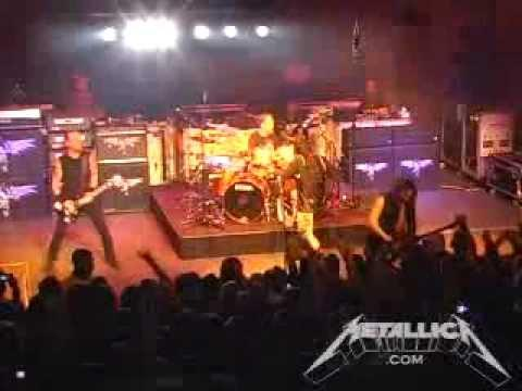 Metallica: The End Of The Line (MetOnTour - London, England - 2008)