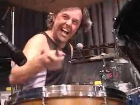 Metallica - Jump In The Studio: Metal Factory (October 31, 2002)