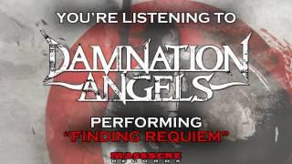 DAMNATION ANGELS - Finding Requiem Pre-Listening