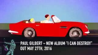 "Paul Gilbert ""I Can Destroy"" Pre-Roll"