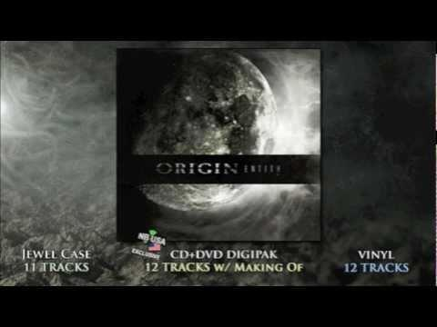 ORIGIN - Entity (OFFICIAL ALBUM TRAILER)