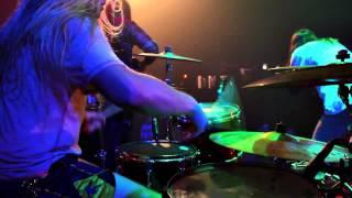 "Abiotic ""To Burgeon and Languish"" (LIVE DRUM CAM)"