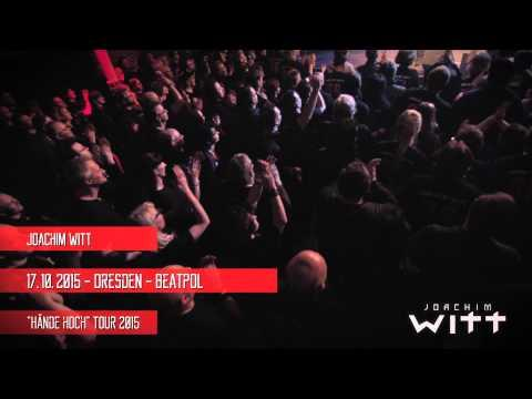 Joachim Witt – Hände Hoch Tour 2015 (off. Trailer)