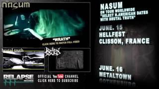 NASUM - 2012 Farewell Tour Teaser