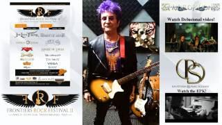 Jim Peterik Invites You To The Frontiers Rock Festival 2 (April 11 & 12 2015 - Italy)