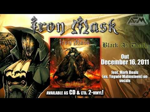 IRON MASK - Broken Hero (2011) // AFM Records