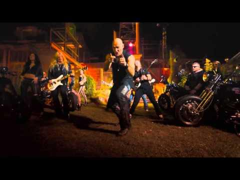 Primal Fear - Angels Of Mercy (Official / New / Studio Album / 2016)
